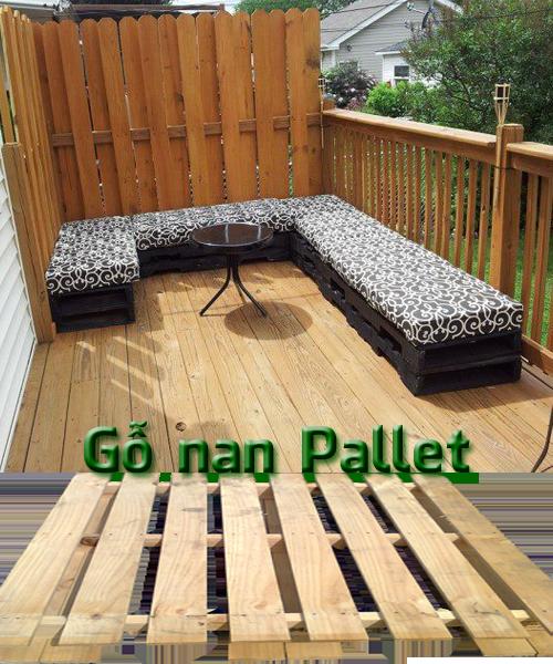 Pallet gỗ ưu việt