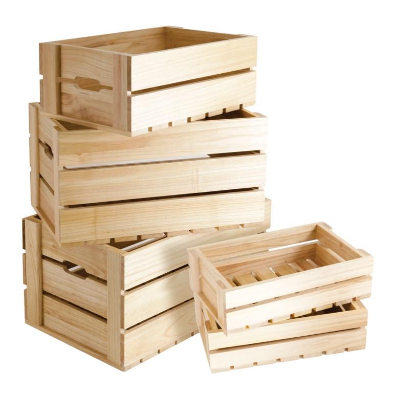 thùng gỗ từ nan go thong pallet